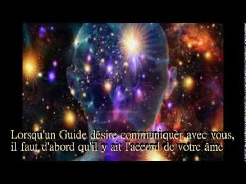 Comment les Guides communiquent avec nous