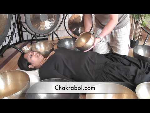 massage sonore au bol chantant