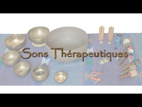 Sons thérapeutiques et Chant diphonique