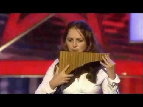 Very beautiful pan flute music - Petruta Küpper Einsamer Hirte