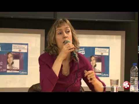 "Conférence ""Devenir Médium"" par Géraldine Garance 1"