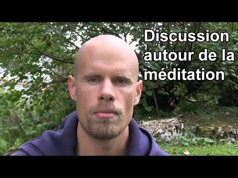 Discussion autour de la méditation