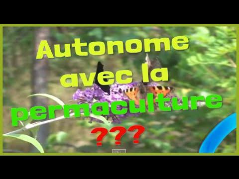 Permaculture: Comment Devenir Autonome En Restant Chez Vous Avec La Permaculture!