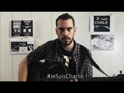 La chanson JeSuisCharlie en hommage à cette terrible tragédie par JB Bullet ! Bravo !