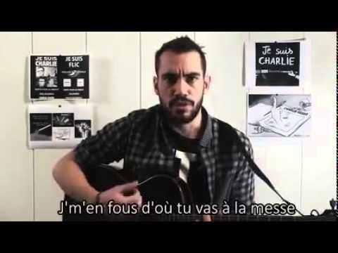 Je Suis Charlie by JB Bullet la chanson