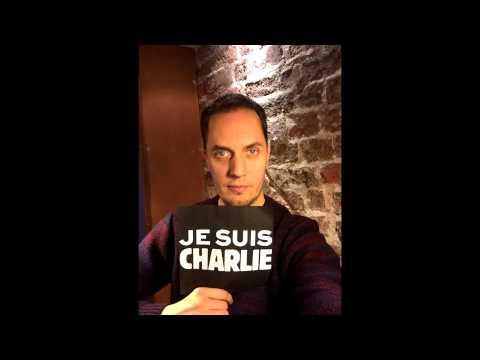 Grand Corps Malade #JeSuisCharlie – Un magnifique hommage !
