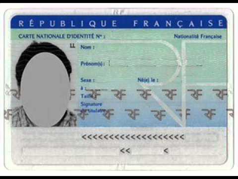 Une puce éléctronique se cache dans notre carte d'identité (Découverte par Marc Cohen)