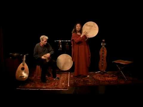 Le mariage du CIEL et de la TERRE - Hildegarde de Bingen par Catherine Braslavsky et Joseph Rowe