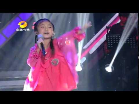 Cette petite fille n'a que 5 ans mais sa voix est incroyable. Elle va vous émouvoir.
