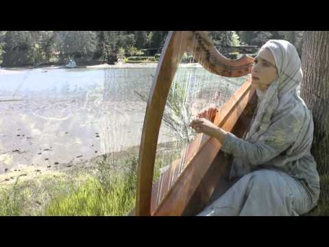 YASMEEN AMINA OLYA - Sufi Music ~ The Isle and the Inlet Song