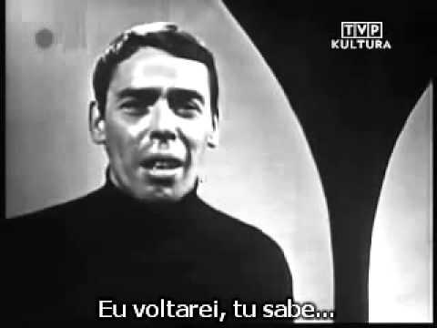 """Jacques Brel - """" Fernand """" - Sublime chanson, le comble de la solitude et de l'abandon..."""