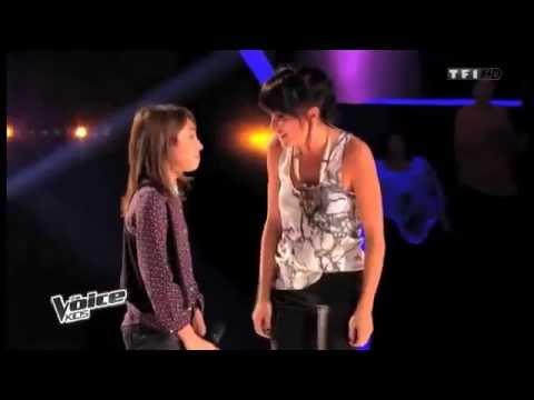 """Carla chante """"Éblouie par la nuit"""" de Zaz"""