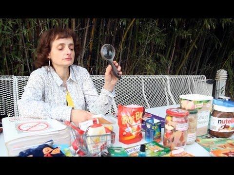Corinne Gouget, interview sur les additifs alimentaires et l'aspartame