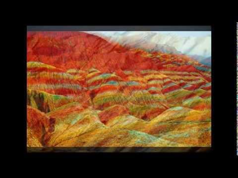China Danxia Landform...Paint palate of God