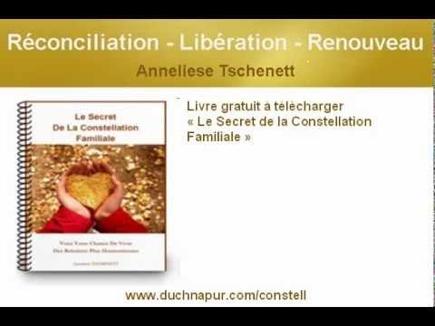 livre gratuit Le Secret de la Constellation Familiale