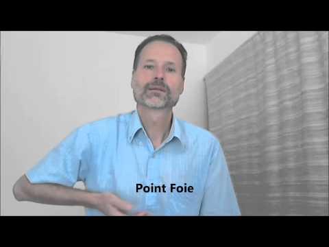 Les Points EFT  et leurs correspondances P. LELU EquilibreSante®