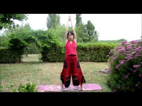 Vidéo yoga n°2 par Emma GRILLET