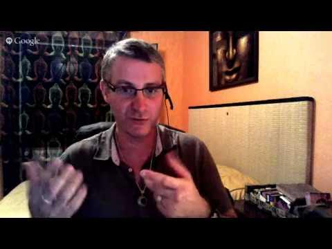 VibraConférence en direct avec Sylvain Didelot - Canalisation en direct