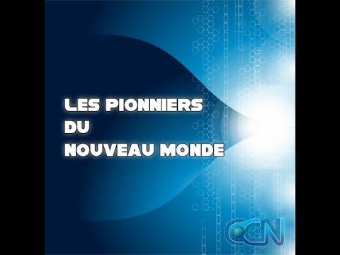 Les Pionniers du Nouveau Monde - Au Coeur de la Géométrie Sacrée - Samia Aissaoui