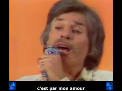 Jean Ferrat - « Aimer à perdre la raison » + sous-titres