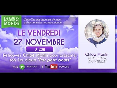 Rencontre avec Chloé Monin