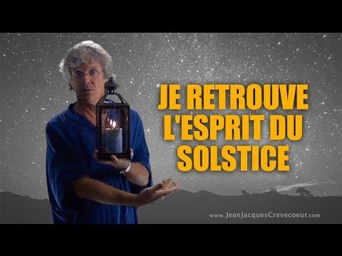 Je retrouve l'esprit du solstice
