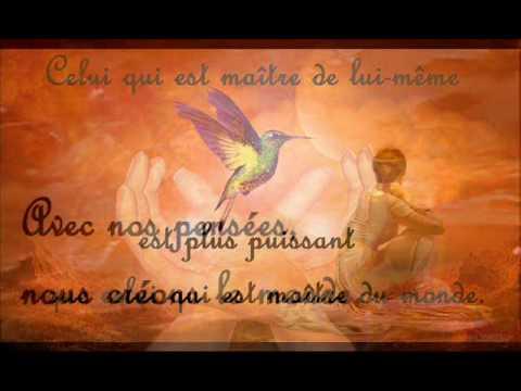 9 citations pour l'âme (Bouddha)