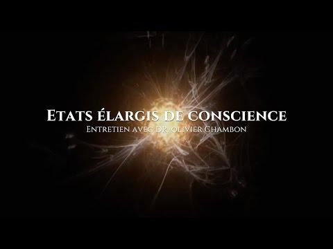 Olivier Chambon : Etats élargis de conscience
