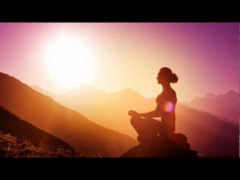 Deep Theta Meditation 5.5Hz Isochronic Tones With Metal Crystal Bowls and Rain
