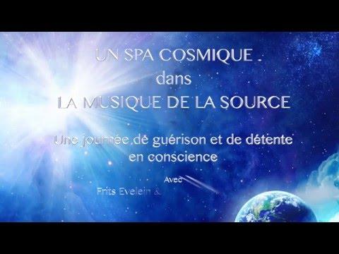 Un Spa cosmique dans l'Énergie de la Source !