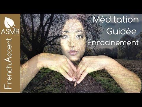 [ASMR Français] Méditation guidée enracinement  encrage +puissante visualisation Soin Reiki Binaural