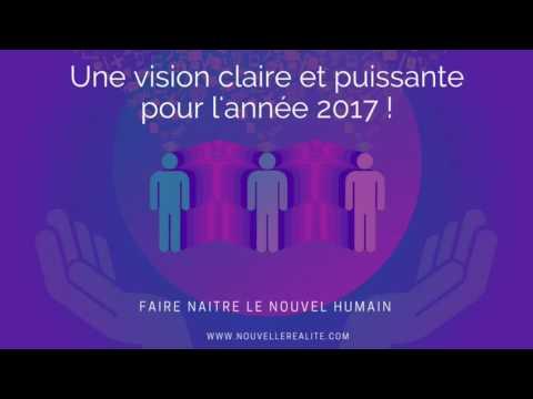 Faire naitre le nouvel humain - téléconférence du 2 janvier 2017