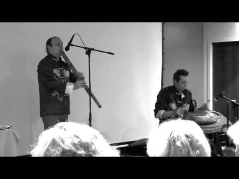 Erik Nicollet et Franck Nabet en Duo 432 hz