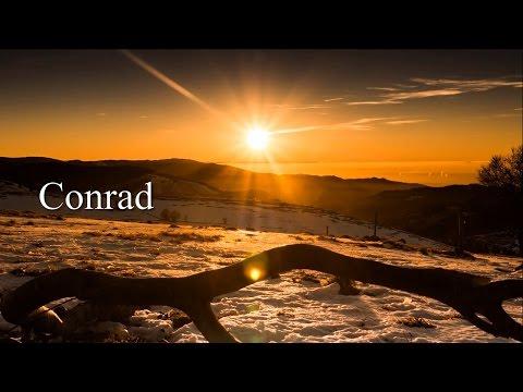 Conrad: Quelques extraits de vidéos à retrouver sur sa chaine Youtube