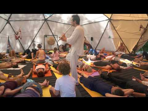 Méditation Sonore Festival de Yoga en Provence
