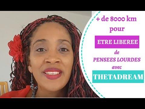 Thetahealing France  Témoignage de Lidice, venue de Guadeloupe se former avec Thetadream!