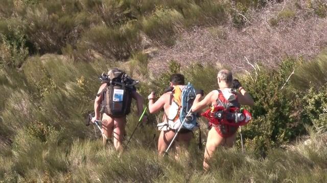 2011 03 10 randonue raquettes naturiste sur le teillon (episode 3 complet)