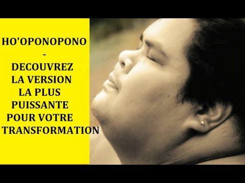 HO'OPONOPONO : la Version la plus puissante
