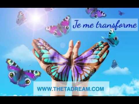 Le Theta Healing en France et en Guadeloupe. Solution a la déprime avec Thetadream Thetahealing.