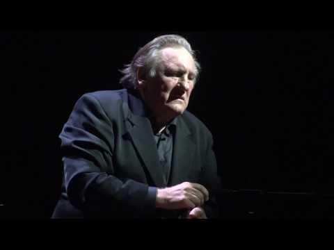 Gérard Depardieu - Si d'amour à mort (Live 2017)