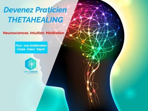 Thetahealing Neurosciences et Méditation Témoignage d'Aurore en Cycle Eveil