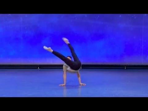 Lex Ishimoto - So You Think You Can Dance Audition