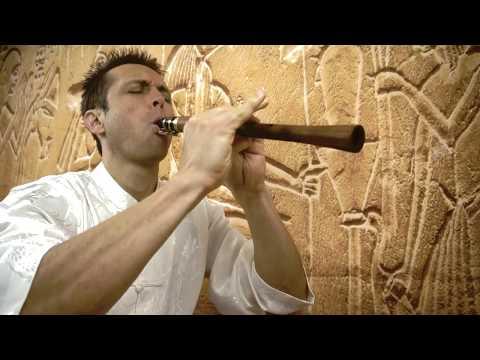 Egyptian flute (meditation 432hz)