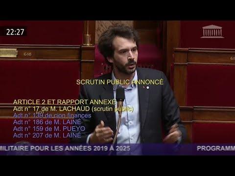 historique : un amendement de la France Insoumise adopté à l'unanimité à l'Assemblée !