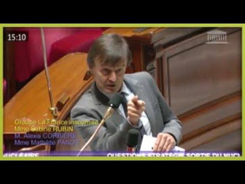 """Sortie du nucléaire : Nicolas Hulot face aux députés insoumis """"Mais où êtes-vous M. Hulot ?"""""""