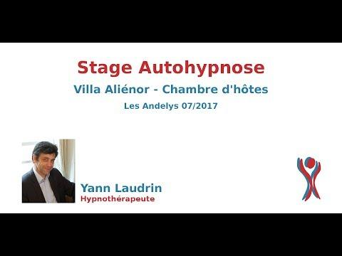 Stage autohypnose 2017