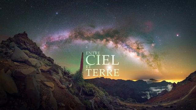 Entre ciel et terre - La Palma en 4K astrolapse