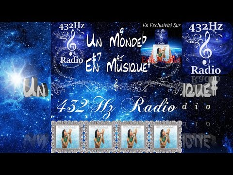 "Un Monde En Musique : ""Féminin Sacré - Erik Nicollet"" sur 432Hz Radio - www.432hzradio.fr.nf"