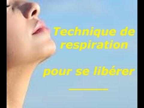 Technique de respiration pour se libérer