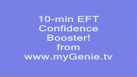 Law of Attraction EFT Confidence Booster www.myGenie.tv